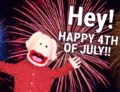 Happy 4th of July from Vermont Bedrooms header